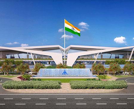 Guwahati International Airport, Assam