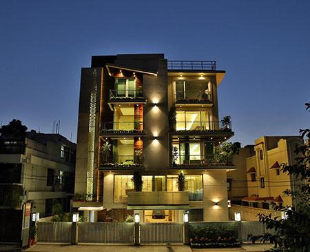 Vasant Vihar Residence, New Delhi
