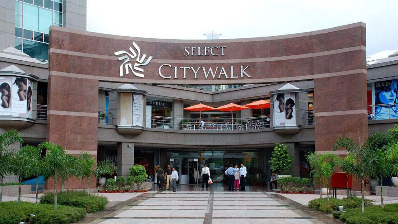 Select City Walk Mall in Saket